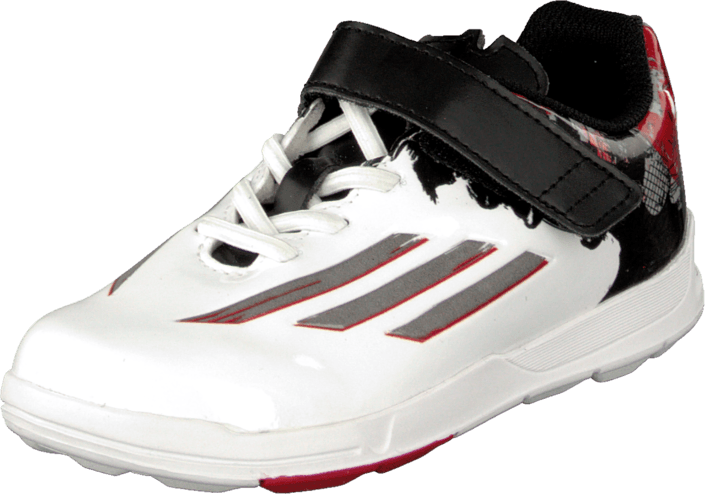 adidas Sport Performance - Messi El I Ftwr White/Granite/Scarlet