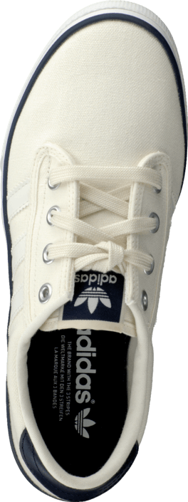 adidas Originals - Kiel Off White/White/Navy