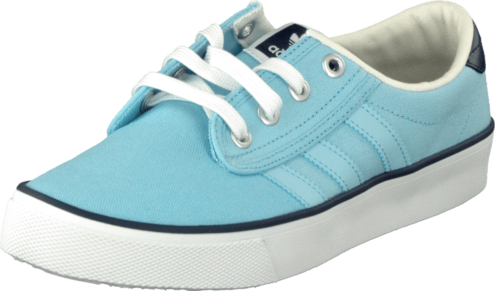 adidas Originals - Kiel Blush Blue/White/ Navy