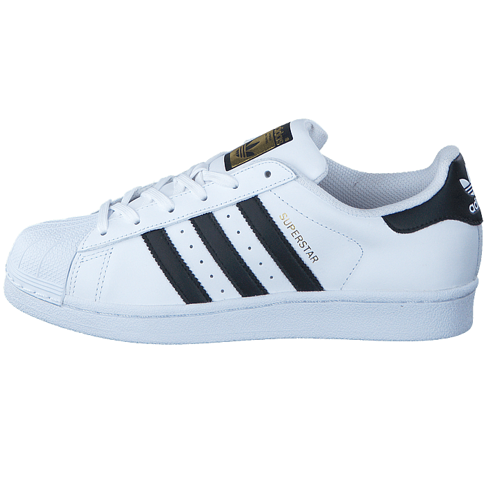 big sale cf3dc 06a38 Köp adidas Originals Superstar Ftwr White Black White vita Skor Online    BRANDOS.se