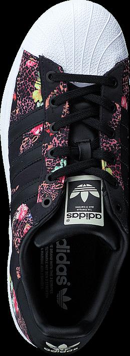 adidas Originals - Superstar W Core Black/Black/Off White