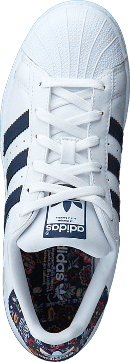 adidas Originals - Superstar W White/St Dark Slate