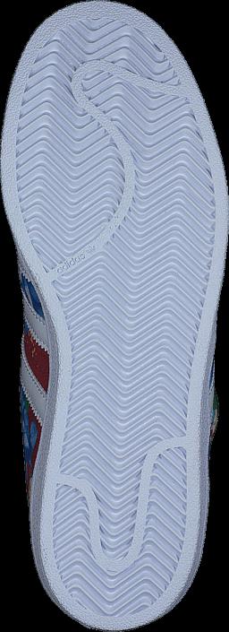 adidas Originals Superstar W Ftwr White/Ftwr White/Power Re