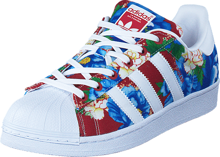 adidas Originals Superstar W Ftwr White/Ftwr White/Power Re