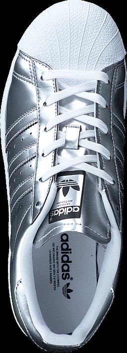 adidas Originals - Superstar W Silver Met./Silver Met./Ftwr W