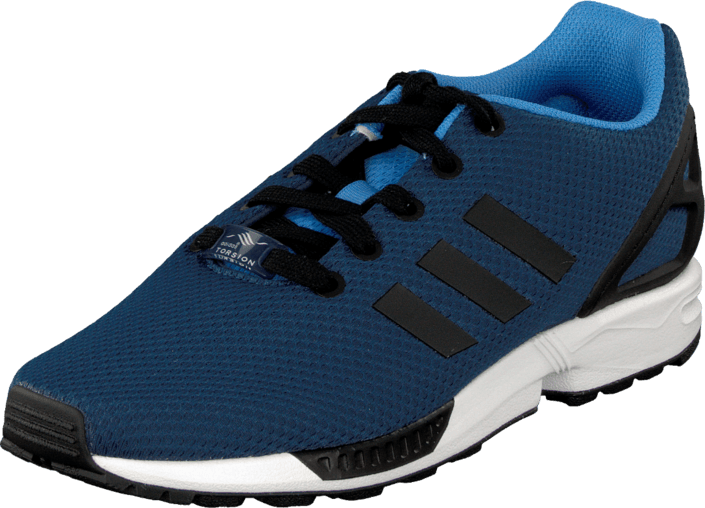 adidas Originals Zx Flux K Blue/Black/White