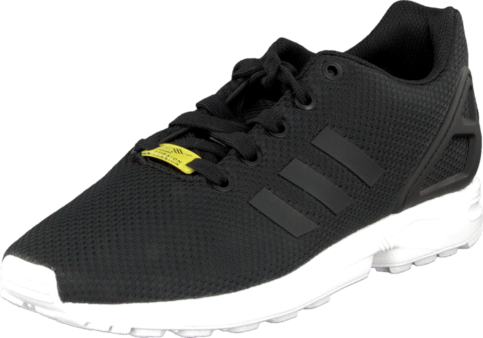 adidas Originals Zx Flux K Black/Ftwr White