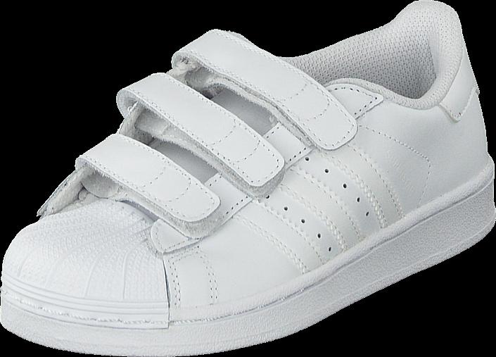 adidas Originals Superstar Foundation Cf C Ftwr White, Skor, Sneakers & Sportskor, Låga sneakers, Vit, Unisex, 31