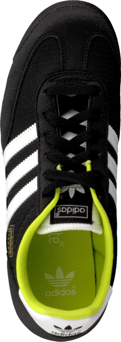 adidas Originals - Dragon Jr Black/White/Yellow