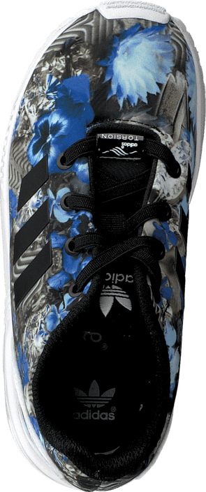 adidas Originals - Zx Flux El I Core Black/Core Black/White