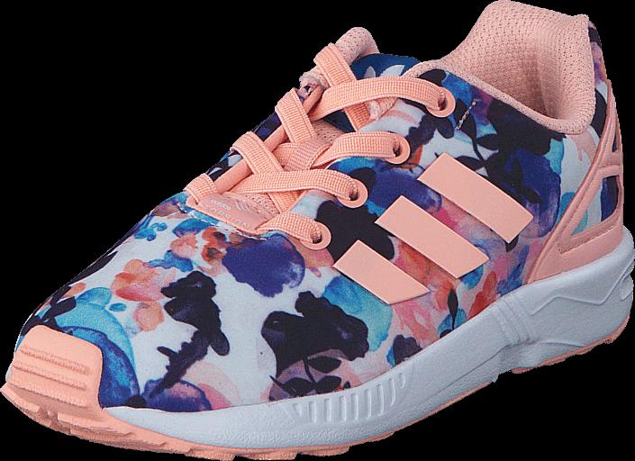 adidas Originals Zx Flux El I Haze Coral S17/Haze Coral S17/