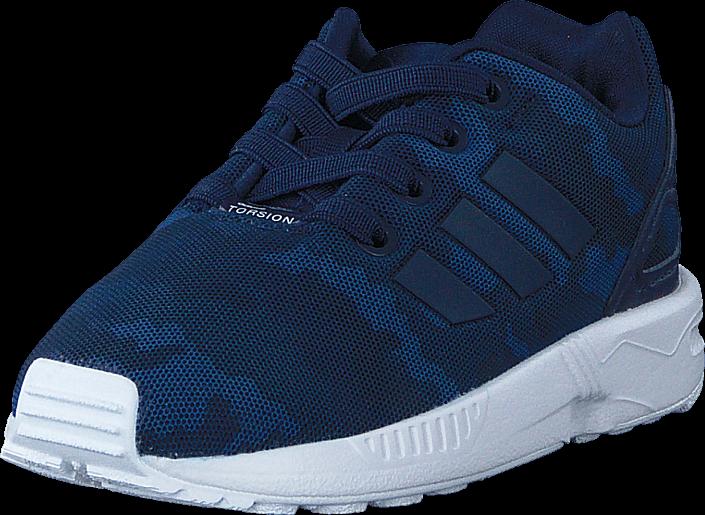 adidas Originals Zx Flux El I Blue/Ftwr White/Ftwr Whi