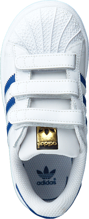 adidas Originals - Superstar Foundation Cf I Ftwr White/Eqt Blue S16