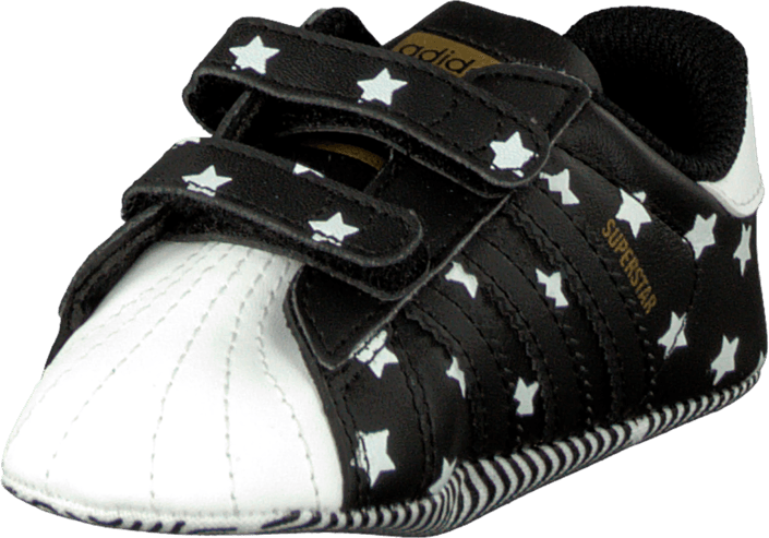 adidas Originals - Superstar Crib Black/Ftwr White