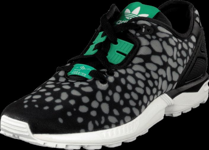 adidas Originals Zx Flux Decon W Core Black/Surf Green/White