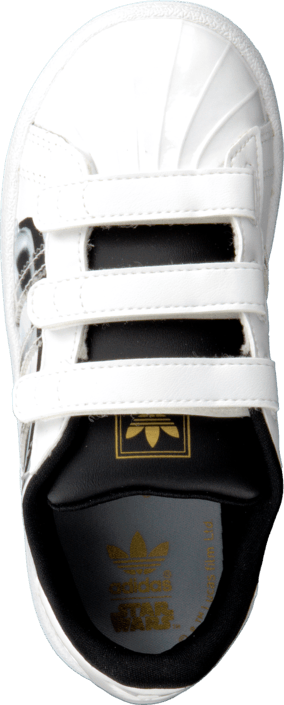 adidas Originals - Superstar Stormtrooper Cf I Ftwr White/Core Black