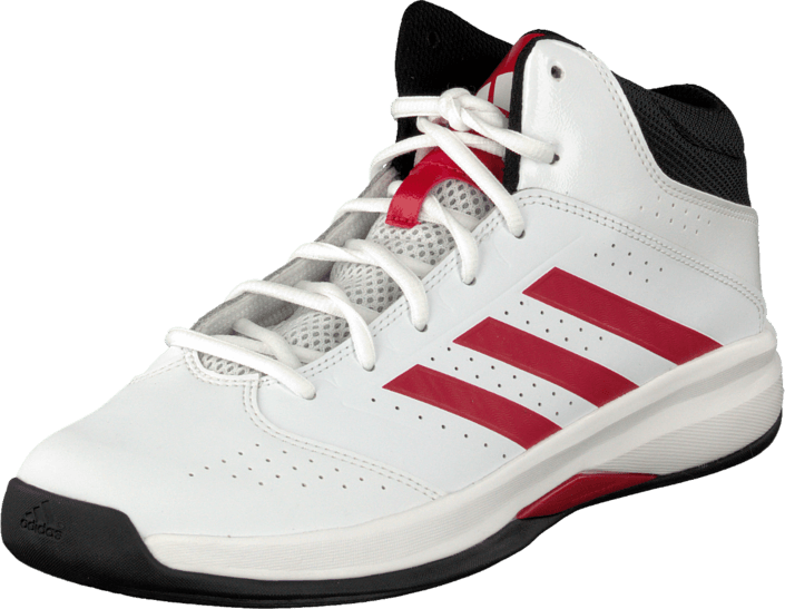 adidas Sport Performance - Isolation 2 Ftwr White/Scarlet/Core Black