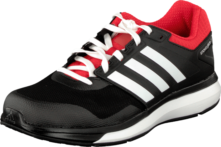 adidas Sport Performance - Supernova Glide 7 K Black/White/Red