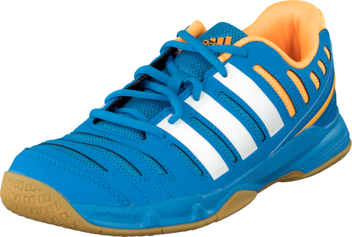 adidas Sport Performance - Court Stabil 11 Xj Blue/White/Gold