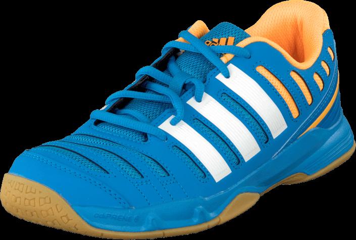 adidas Sport Performance - Court Stabil 11 Xj Blue/White/Gold