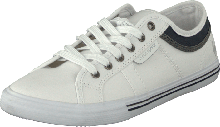 Le Coq Sportif - Patrick canvas Bright White New