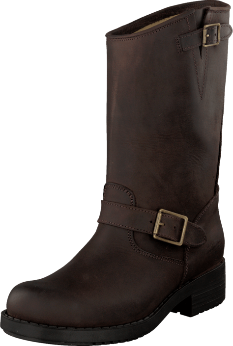 Johnny Bulls - Mid Boot Brown/Gold