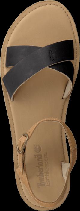 Timberland - Sheafe ankel strap Black Dry Gulch