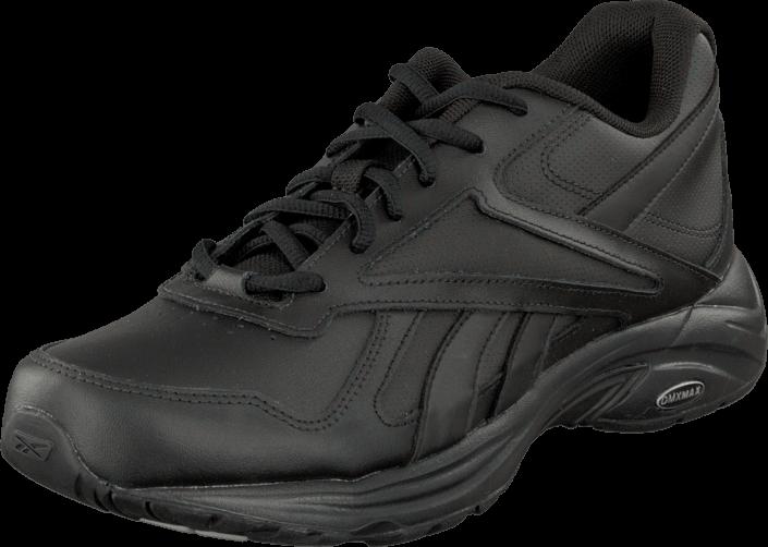 Reebok - Walk Ultra Iv Dmx Max Black/Black/Flat Grey