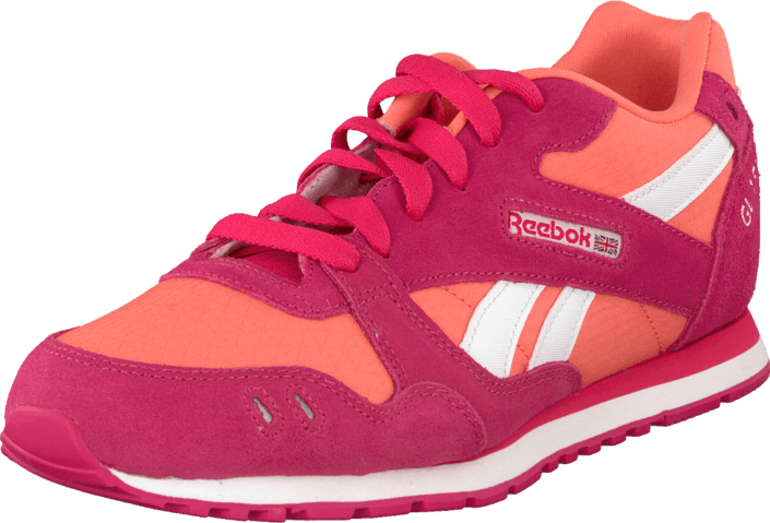 Reebok Classic - GL 1500 Blazing Pink/Coral/White