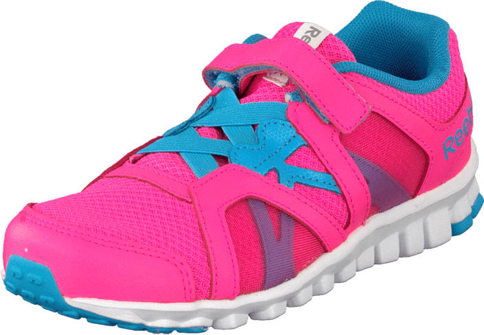 Reebok - Realflex Train Rs 2.0 Alt Solar Pink/Blue Beam/White