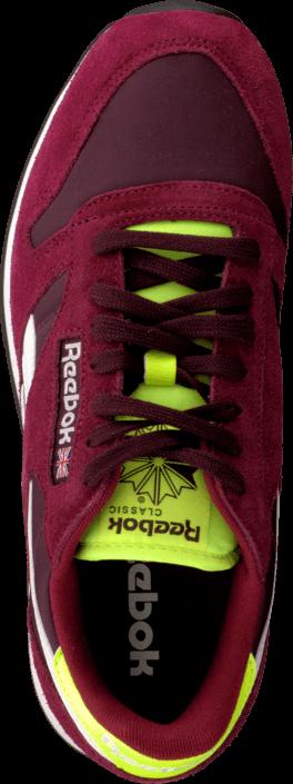 Reebok Classic - Classic Sport Collegiate Burgundy/Dark Red