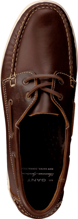 Gant - Prince Leather Cognac