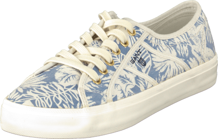 Gant - Zoe ice blue flower
