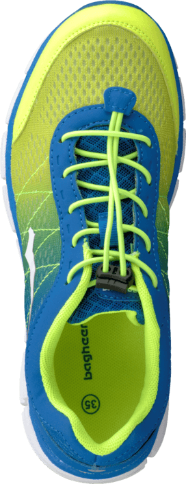 Bagheera - Cobra Blue/Lime