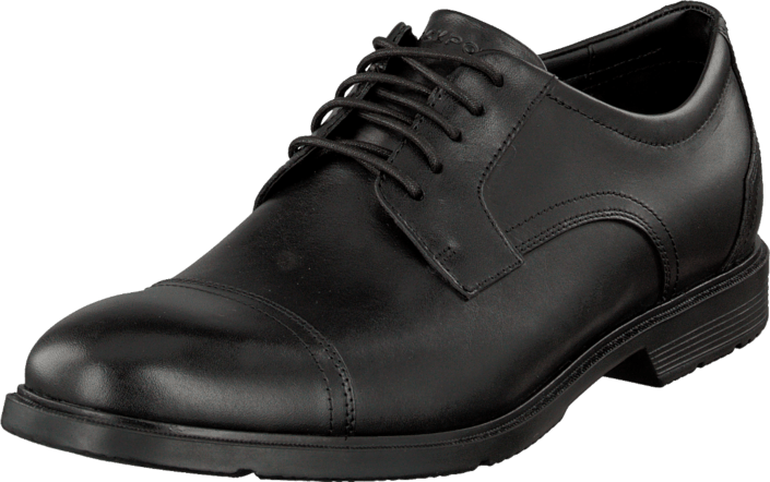 Rockport - City Smart Cap Toe Black
