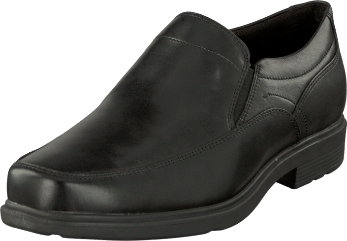 Rockport - Style Tip Slipon Black