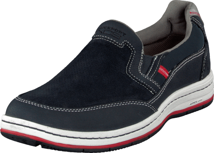 Rockport - Weekend Retreat Slipon Navy Perf Sde