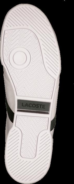 Lacoste - Deston Grv Wht/Dk Grn
