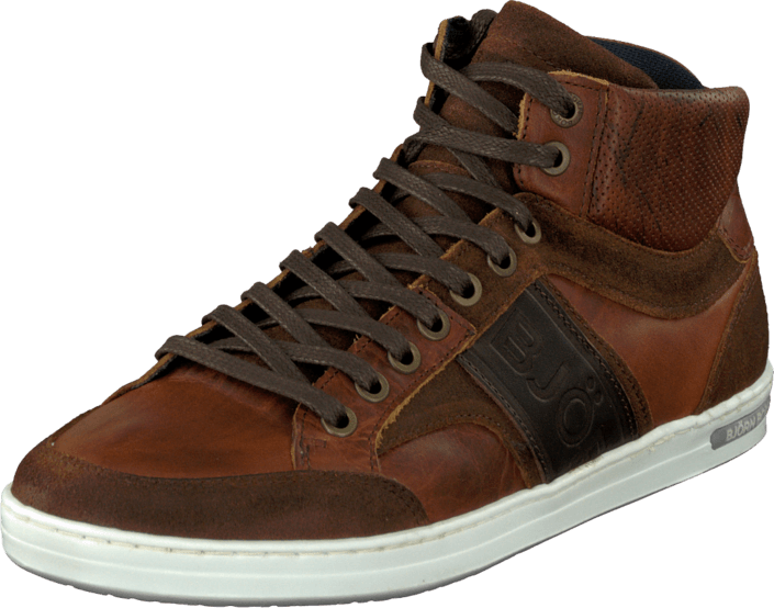 Björn Borg Gilles Co Mid Tan/Dark Brown