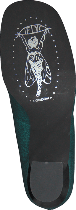 Fly London Lech Nilegreen/Black