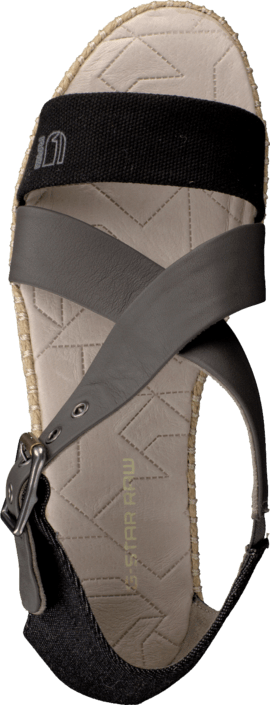 G-Star Raw - Aria Flat Salon Strap Dark Grey