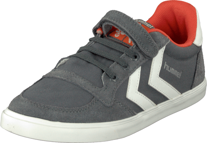 Hummel - Sl Stadil Jr Canvas Lo Castle Rock