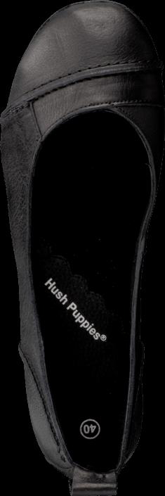 Hush Puppies - 1946BLK0 Black