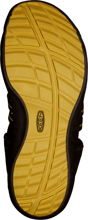 Keen - Kuta Black/Ceylon Yellow