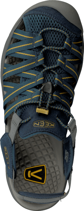 Keen - Kuta Midnight Navy/Amber Green