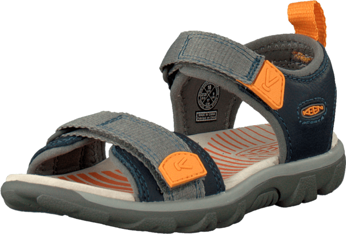 Keen - Riley Toddler Midnight Navy/Dark Cheddar
