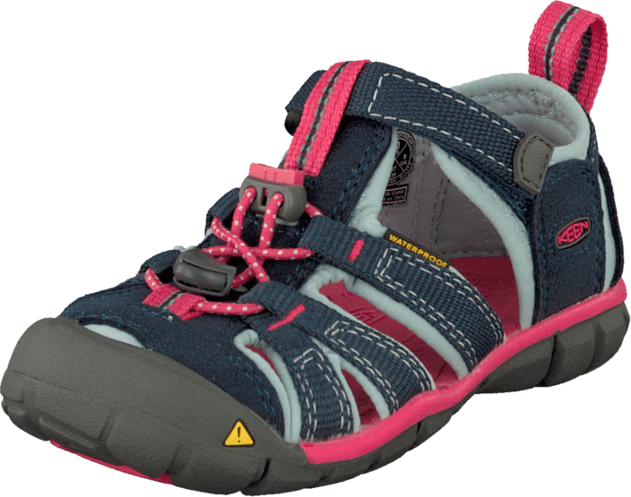 Keen - Seacamp II Cnx Toddler Midnight Navy/Corydalis Blue