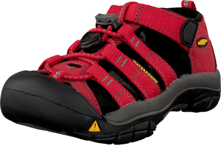 Keen - Newport H2 Toddler Ribbon Red/Gargoyle