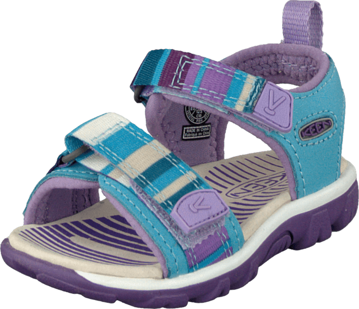 Keen - Riley Infant Blue Grotto/Bougainvillea