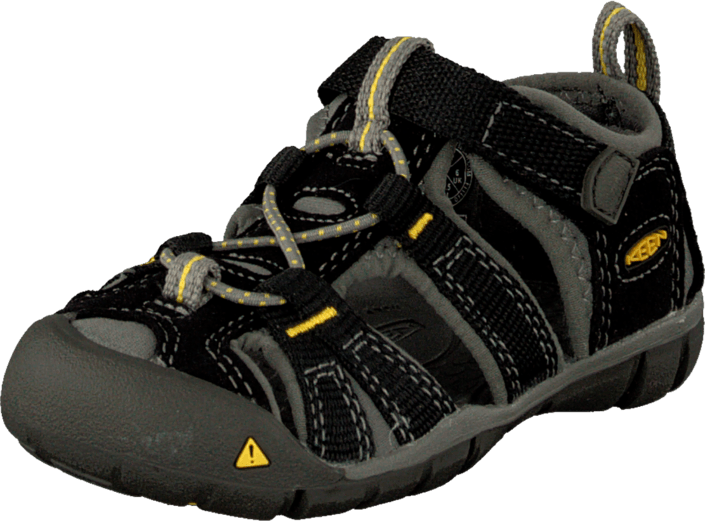 Keen Seacamp II Cnx Infant Black/Yellow
